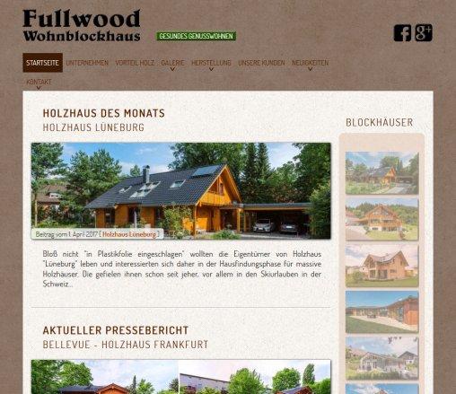 holzhaus blockhaus holzh user fullwood blockhaus sottrum. Black Bedroom Furniture Sets. Home Design Ideas