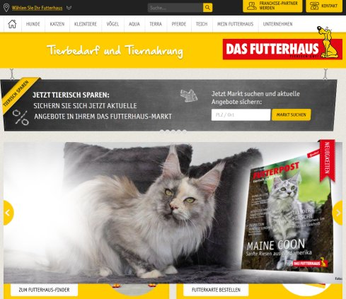 startseite elmshorn futterhaus elmshorn. Black Bedroom Furniture Sets. Home Design Ideas
