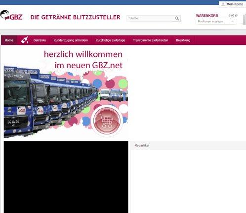Schön Gbz Getränke Blitzzusteller Gmbh Bergkirchen Galerie ...