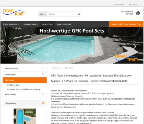 gfk pool kaufen latest gfk material kaufen design ideen for gfk material kaufen gfk material. Black Bedroom Furniture Sets. Home Design Ideas