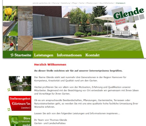 Gartenbau Hannover gartenbau landschaftsbau region hannover garten hemmingen