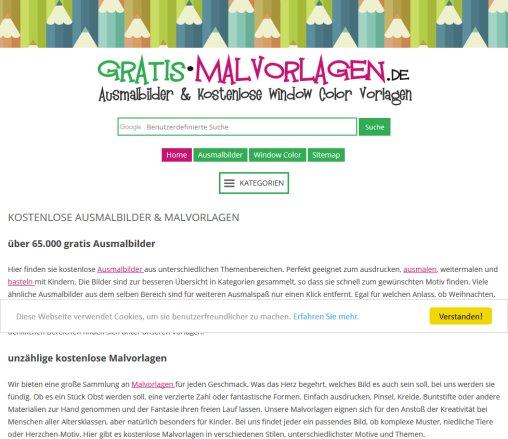 Niedlich Kostenlose Malvorlagen.de Bilder - Ideen färben - blsbooks.com