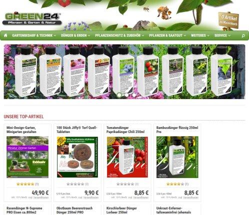 Pflanzen versand garten lieferzeit bochum for Pflanzen versand