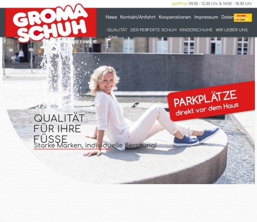 best service 25c0c b2e3d GROMA SCHUH Schuhfachgeschäft › I Weilersbach
