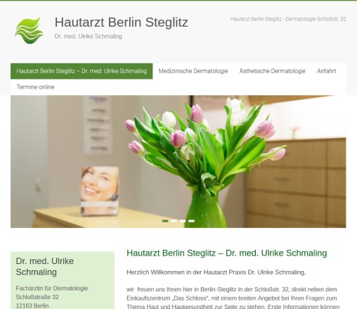 size 40 77fe1 4dd3c Hautarzt Berlin Steglitz Schloßstr. 32 › Dermatologie Hannover