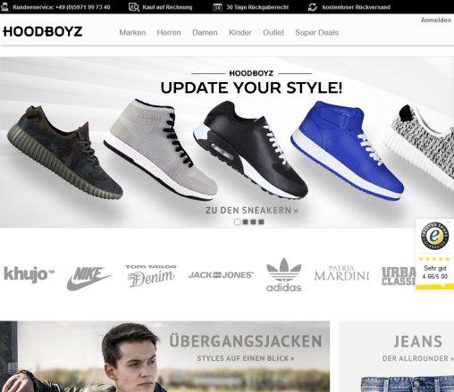size 40 c8213 4f2c0 Streetwear und Hip Hop Klamotten › Jeans Rheine
