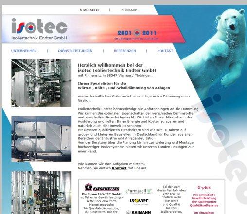 Isotec Isoliertechnik Endter Gmbh Endter Viernau