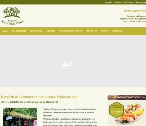 Nett Kleine Waldschänke Galerie - Hauptinnenideen - nanodays.info