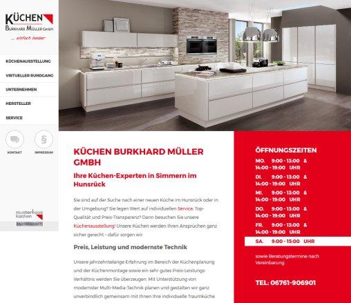 Kuchen Burkhard Muller Gmbh Unternehmen Simmern