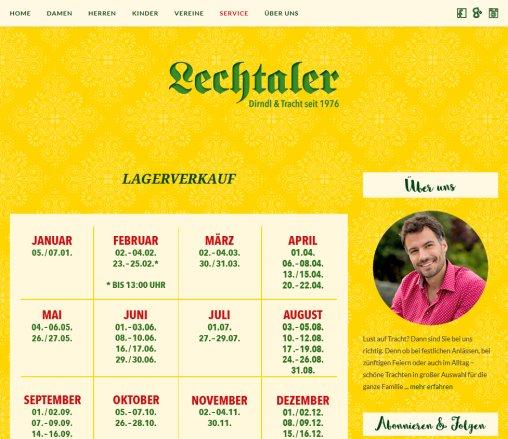 Lechtaler Lagerverkauf Index Lechtaler Lechtaler Genderkingen