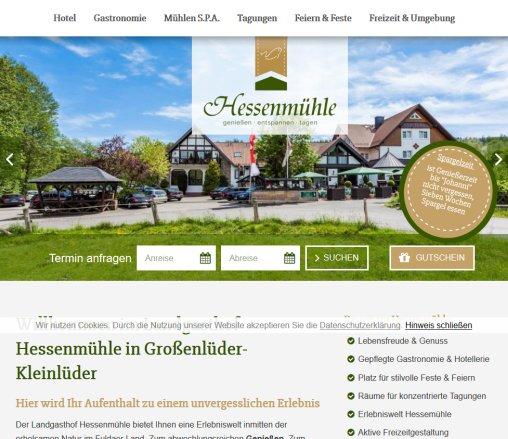 Hessen Mühle landgasthof hessenmühle startseite landgasthof hessenmühle