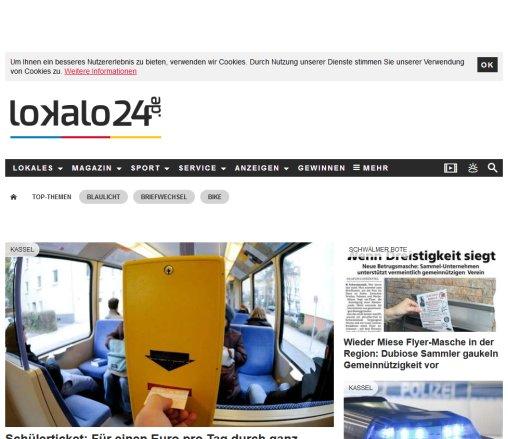 Lokalo24 Verlosung