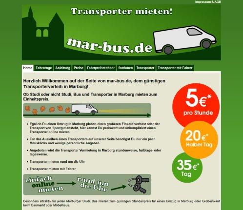 Baumarkt Transporter Mieten With