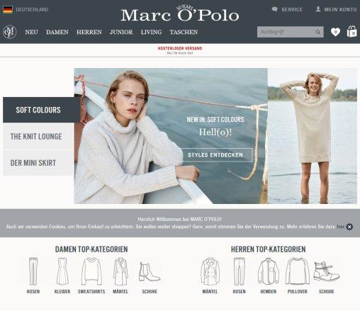 Marco polo depot textilfachhandel hermann bekleidung for Depot konstanz