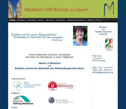 Mediation Mediation Meschede