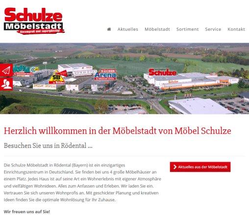 Mobile Möbel Schulze Wohnen Rödental
