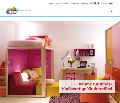 Hochwertige Kindermöbel Und Jugendmöbel Mit Mobimio Krefeld