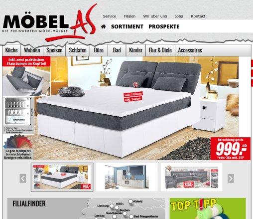 Möbel As Handels Gmbh Möbel Möbel Elztal