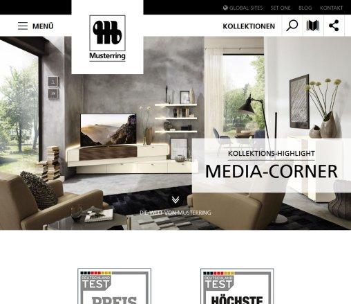 handelspartner m bel musterring rheda wiedenbr ck. Black Bedroom Furniture Sets. Home Design Ideas