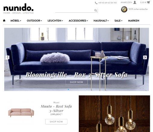 Designermöbel Online Kaufen Im Lifestyle Now Hamburg