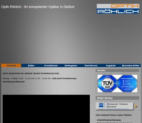 99685357eab6 Startseite Optik Röhlich › Dietfurt Dietfurt an der Altmühl