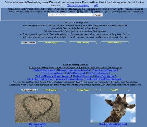 Desktopbilder Kostenlose Desktopbilder Kostenlos