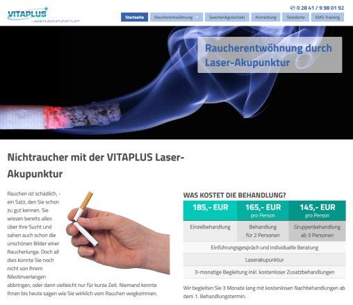 Laser Gegen Rauchen