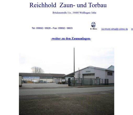 Zaun Und Torbau Zaun Wolfhagen