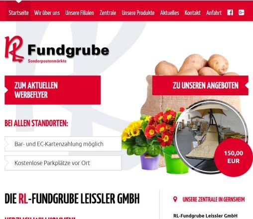 Rl Fundgrube Leißler Gmbh In Unsere Gernsheim