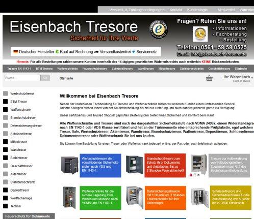 eisenbach tresore