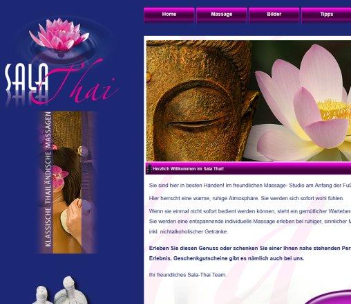 Thai massage werl