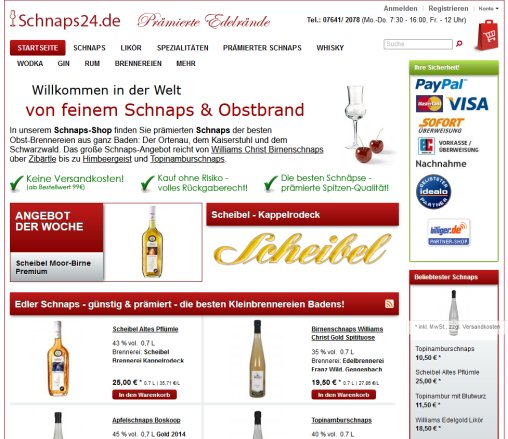 Schnaps Shop
