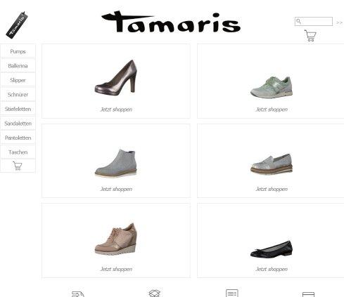 Tamaris Online Shop | Tamaris › Tamaris Much