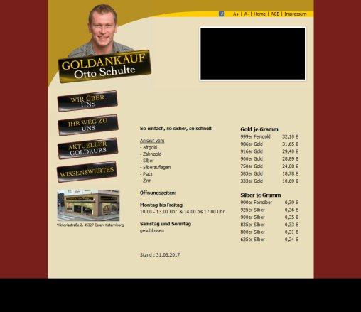 Goldankauf Gold Essen Otto › Schulte LSUGjMVpqz