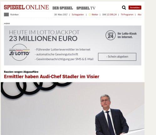 Spiegel online medien for Neueste nachrichten spiegel