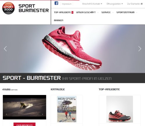 Sport Burmester > Bekleidung Uelzen