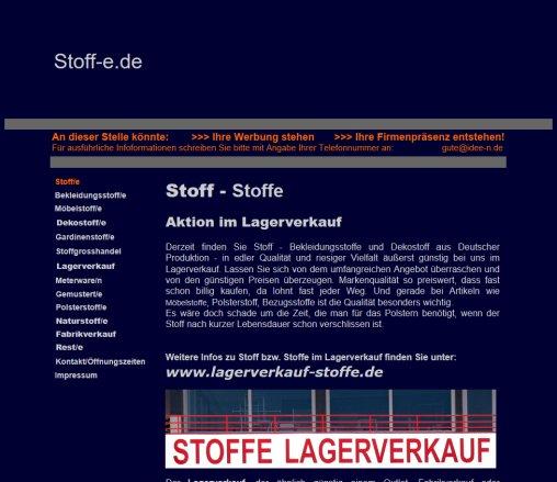 Stoff Stoffe Meterware Günstig Stoffe Schwäbisch Hall