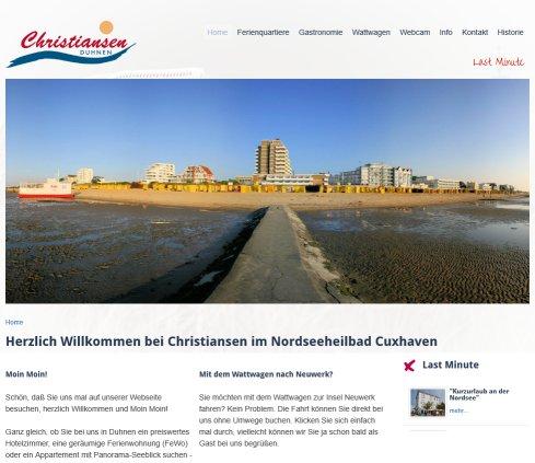Hotel Christiansen Duhnen Bewertung