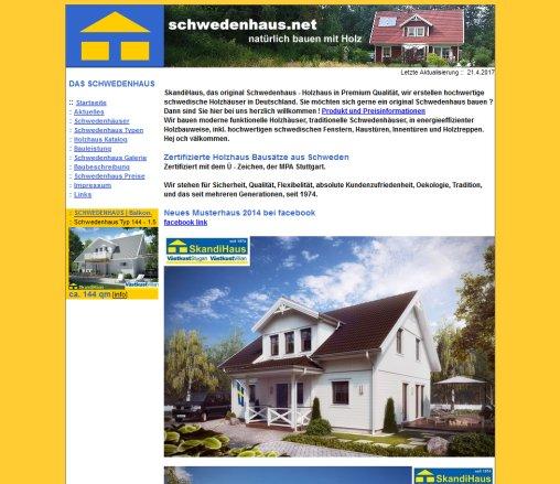 Schwedische Holzhauser