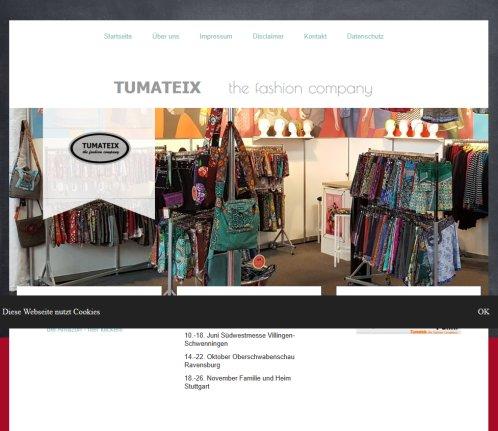 935a896551 Tumateix the fashion › Mode Überlingen
