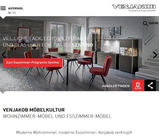 Venjakob Möbel Alfons Venjakob GmbH </div>                                   </div> </div>       </div>                      </div> <div class=