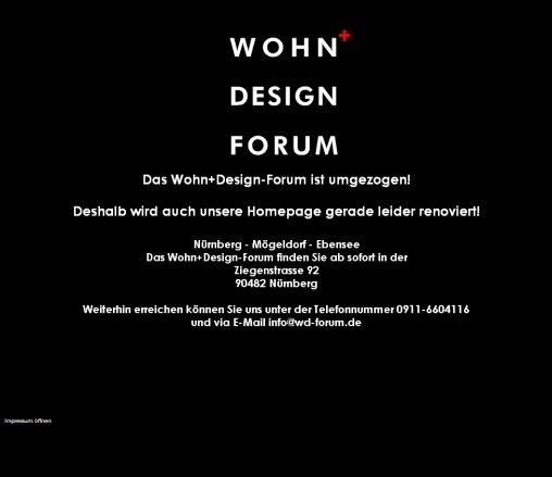 Wohn Design Forum Wohndesign Nurnberg