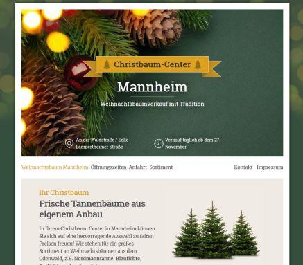 Weihnachtsbaum Kaufen Karlsruhe.Weihnachtsbaum Kaufen In Mannheim Christbaum Limbach