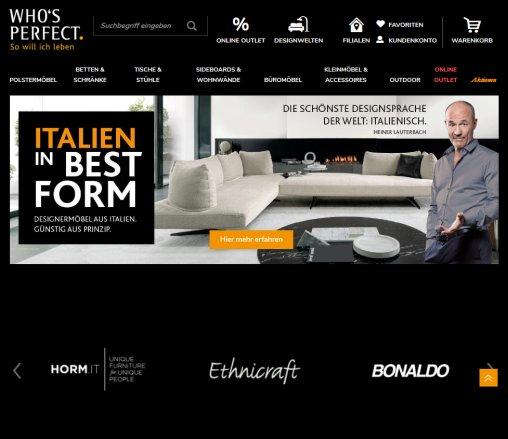 Designermobel Von Who S Perfect Store Stuttgart