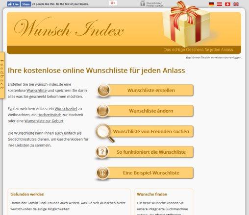 8509f55a91660d Kostenlose online Wunschliste zum Geburtstag › Wunschliste Berlin