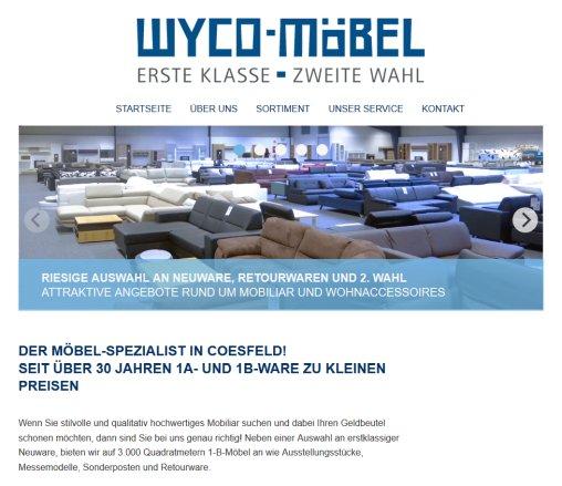 Wyco Möbel Coesfeld Möbel Coesfeld