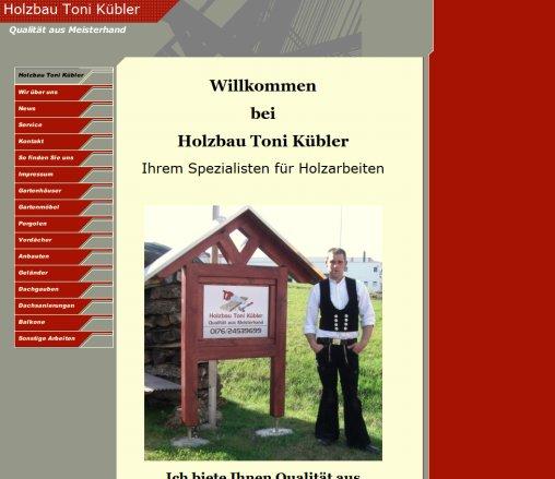 Holzbau Toni Kubler Holzbau Oppenweiler