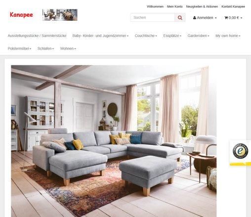 Kanapee Möbel Onlineshop Kanapee Extertal