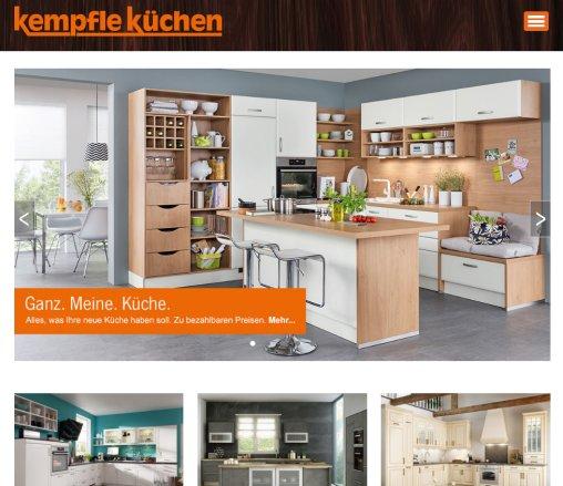 Kempfle Küchen kempfle küchen qualität akzent rohrenfels