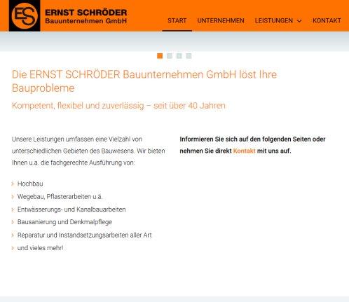 Bauunternehmen Soest ernst schröder bauunternehmen gmbh in soest soest